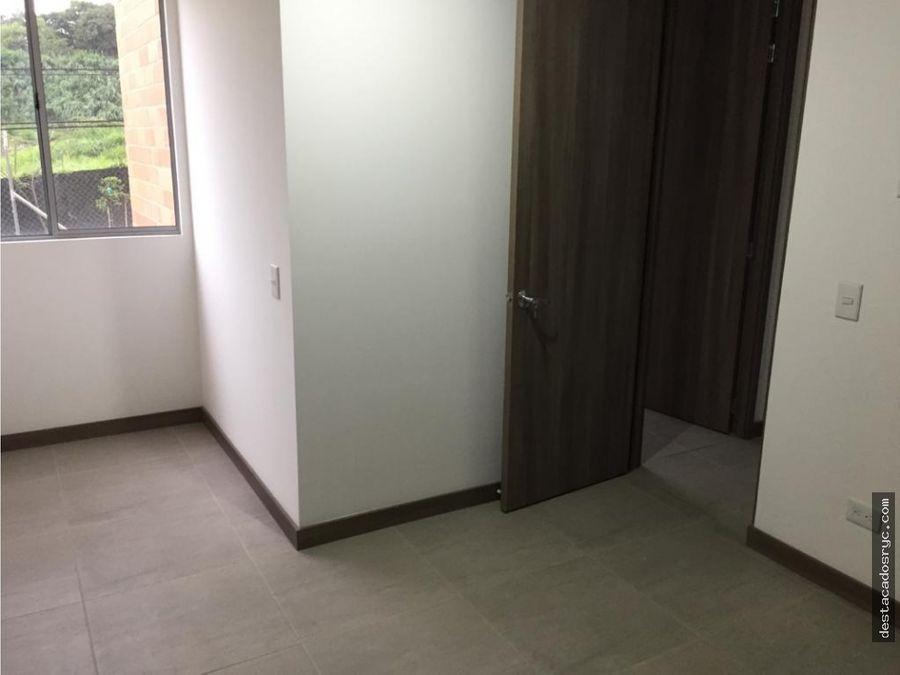 apartamento en venta en itagui sector las chimeneas