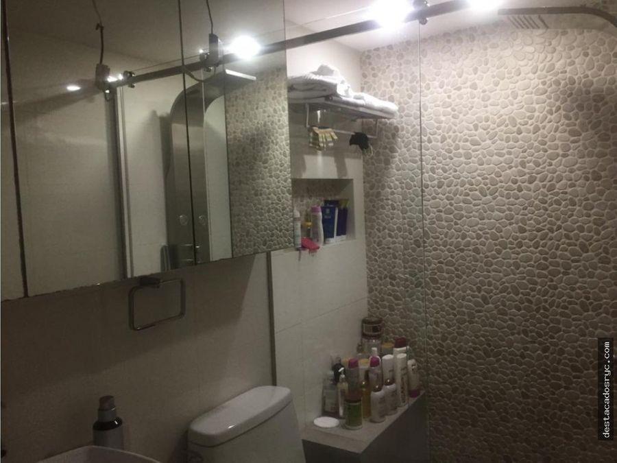 excelente apartamento en venta en el poblado medellin