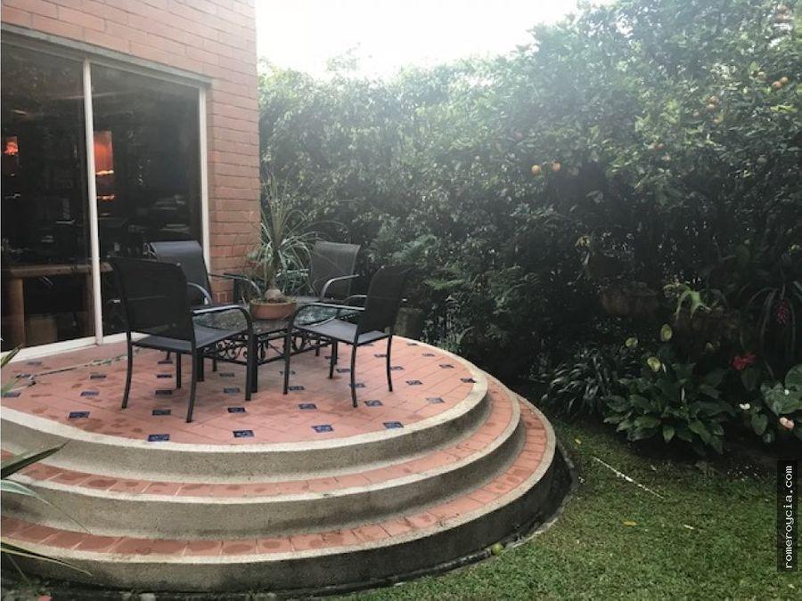 casa en venta san lucas medellin