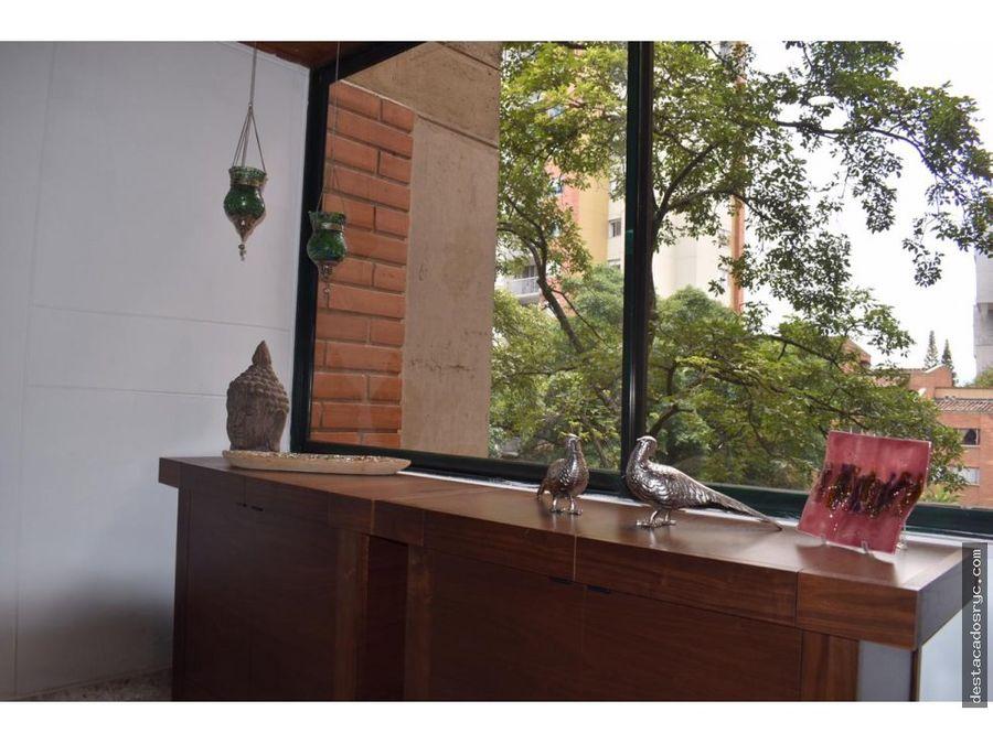 apartamento en venta en el poblado la aguacatala