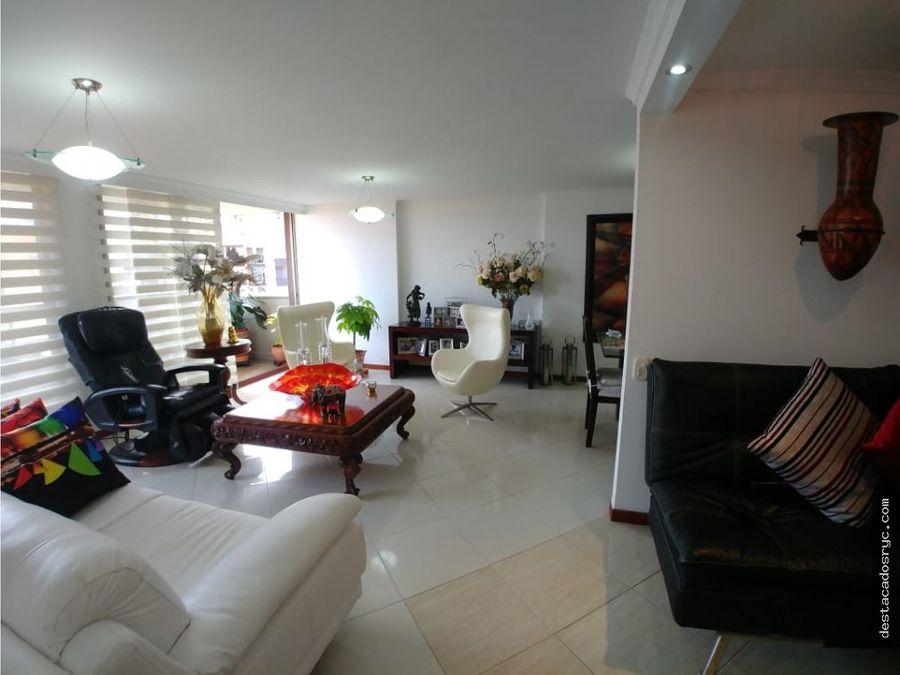 apartamento en venta en el poblado loma de los gonzalez