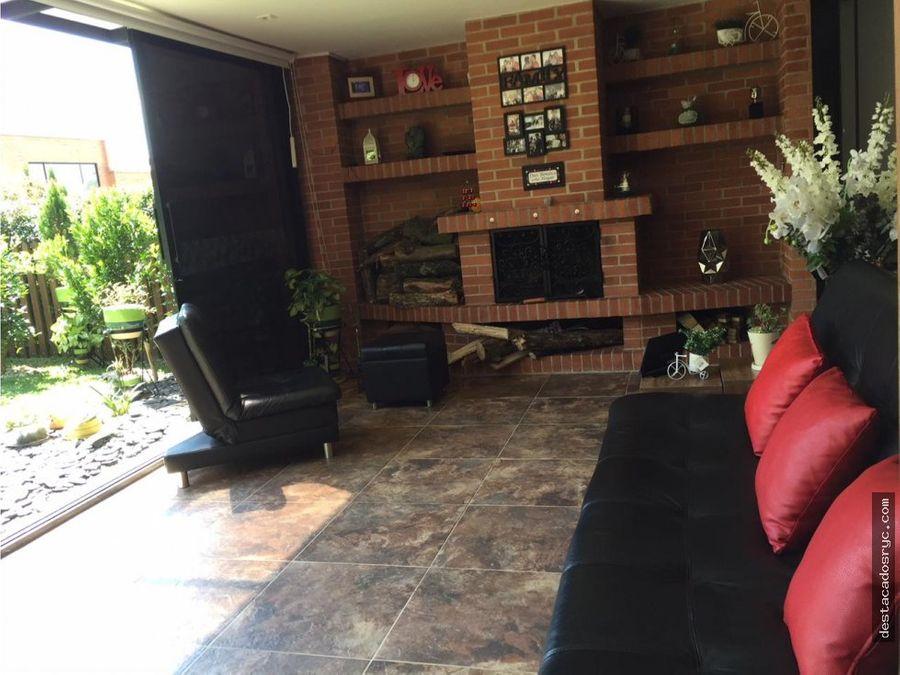 casa en venta en loma del chocho envigado