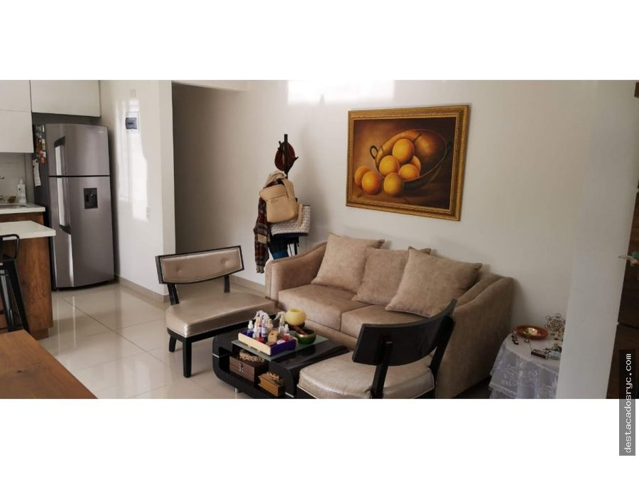apartamento en venta en la estrella sector las brisas