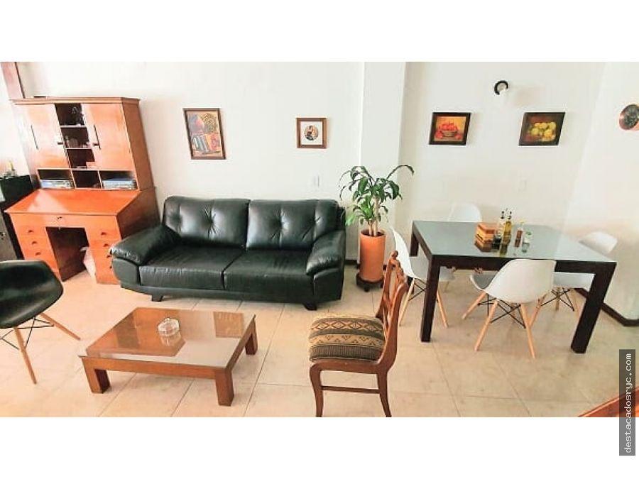 apartamento duplex en venta en el poblado el encierro