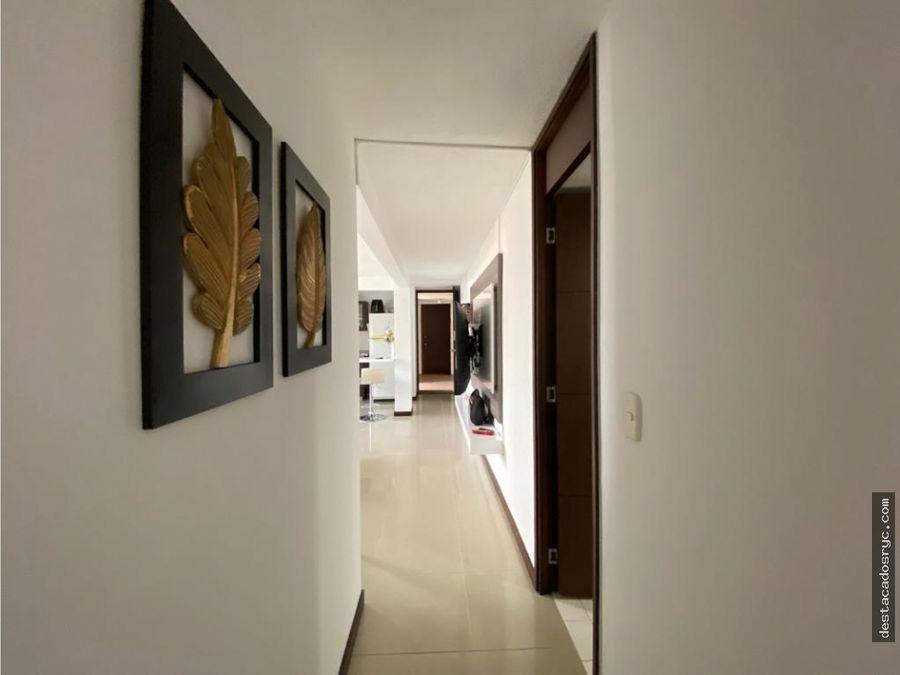 apartamento en venta en el poblado loma san julian
