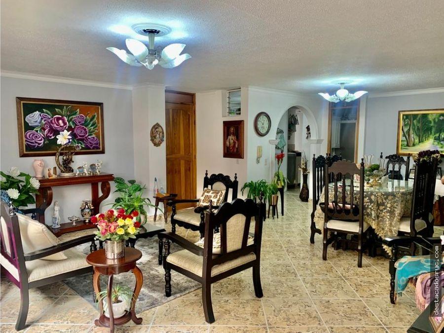 apartamento en venta en envigado barrio mesa