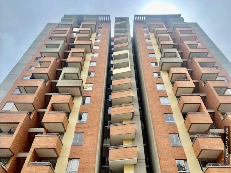 apartamento en venta en el poblado sector castropol