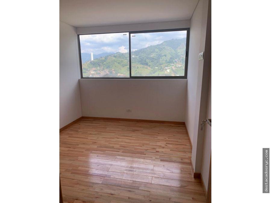 apartamento para estrenar en sabaneta loma de san jose