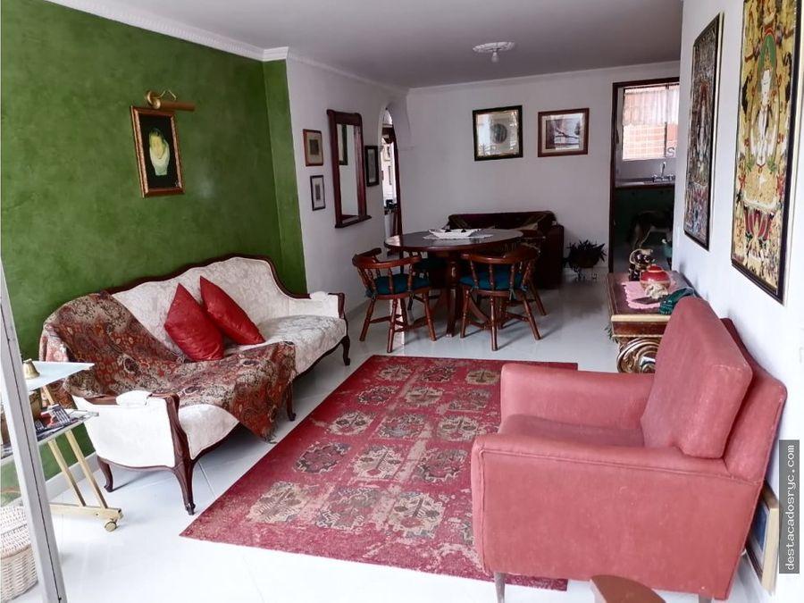 apartamento en venta en envigado sector las orquideas