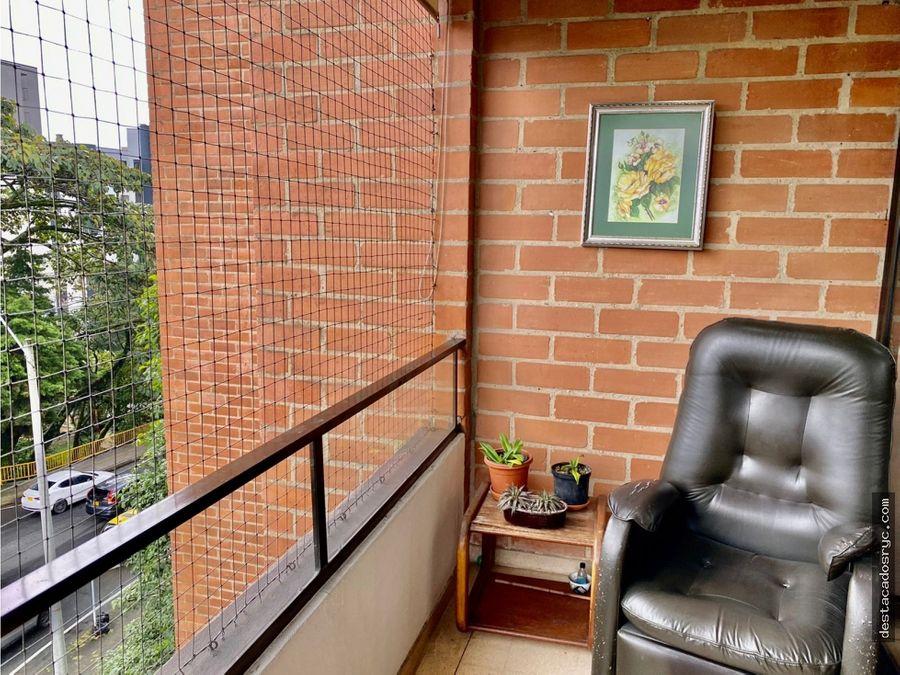 apartamento remodelado en venta en el poblado