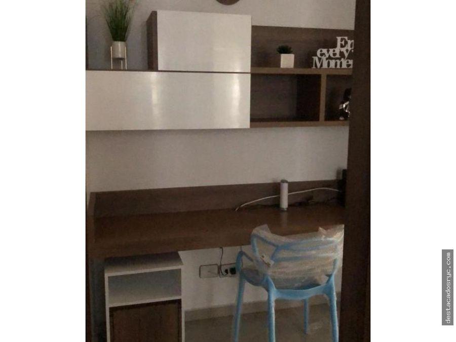 apartamento en venta en bello santa ana