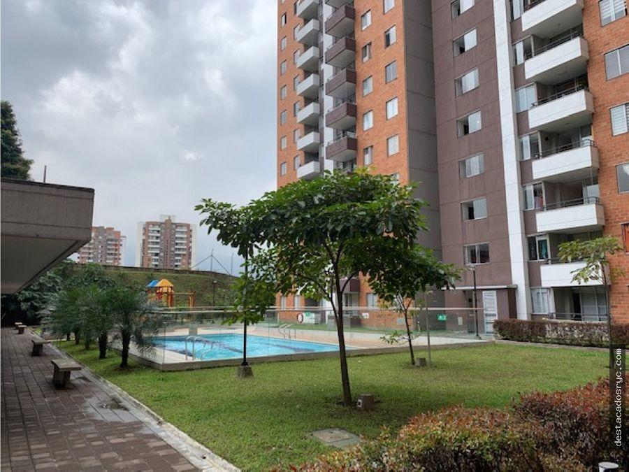 apartamento en venta en itagui sector entrecolinas