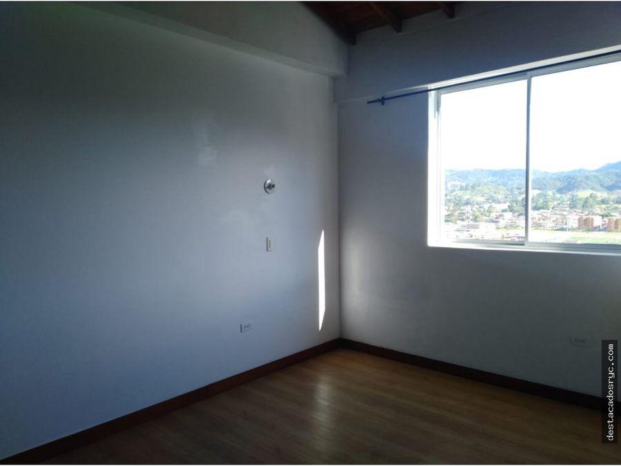 apartamento en venta en el carmelo la ceja