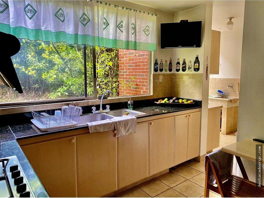 casa en venta en el poblado sector las lomas 1