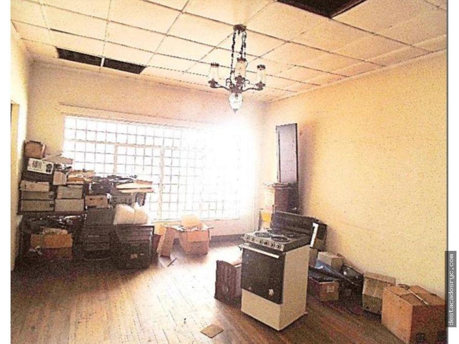casa esquinera en venta en prado centro medellin