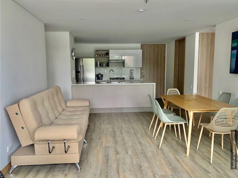 hermoso apartamento en venta cerca al tesoro