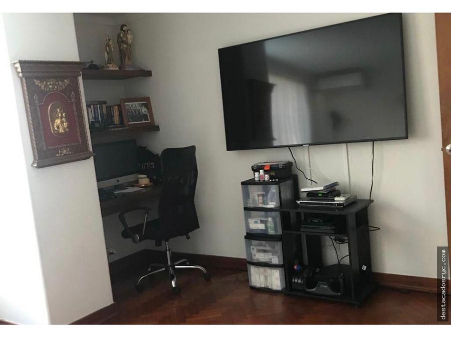 apartamento duplex en venta en el poblado san lucas