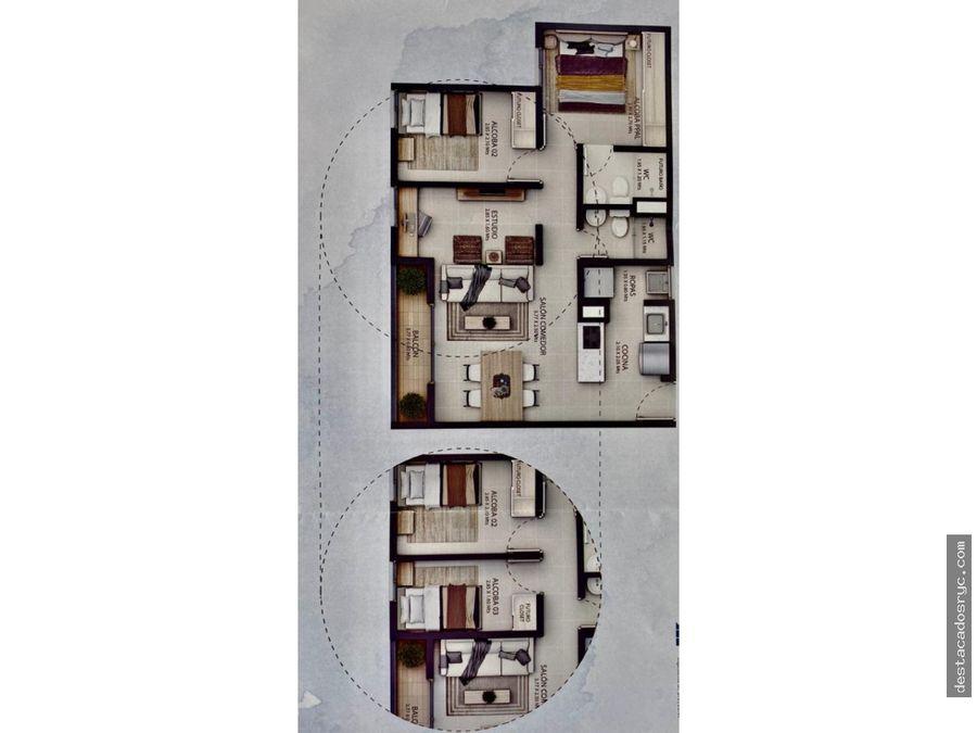apartamento en venta en sabaneta sector maria auxiliadora