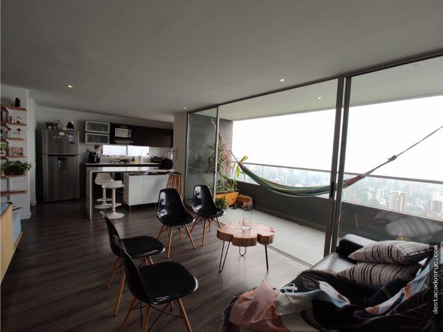 apartamento en venta en medellin las palmas