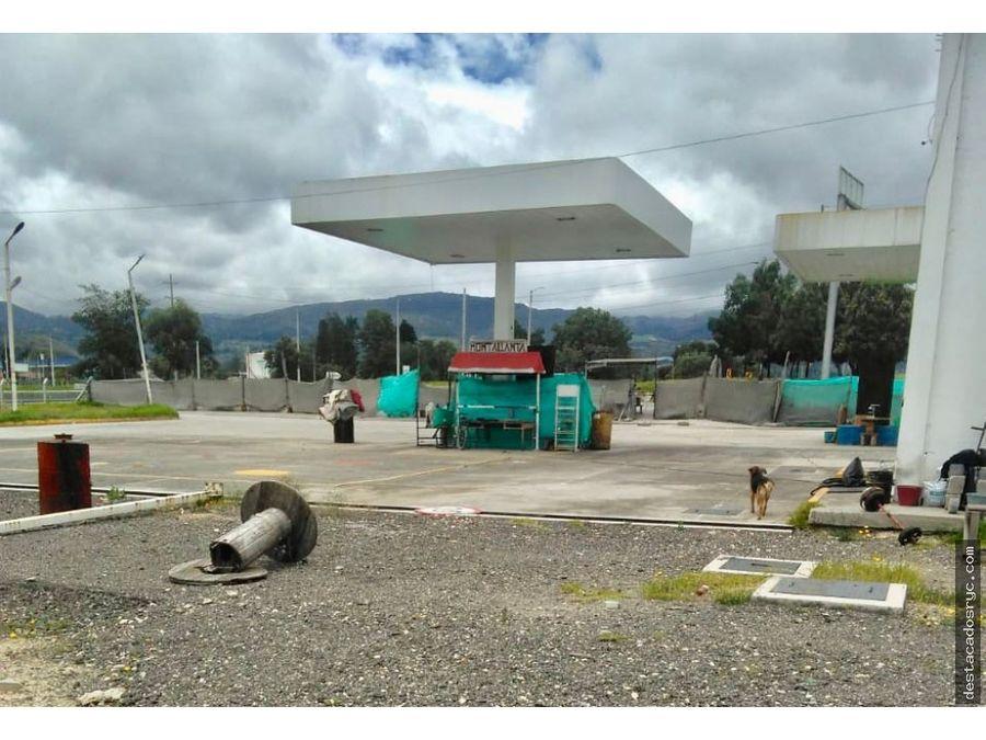 estacion de servicio en bogota