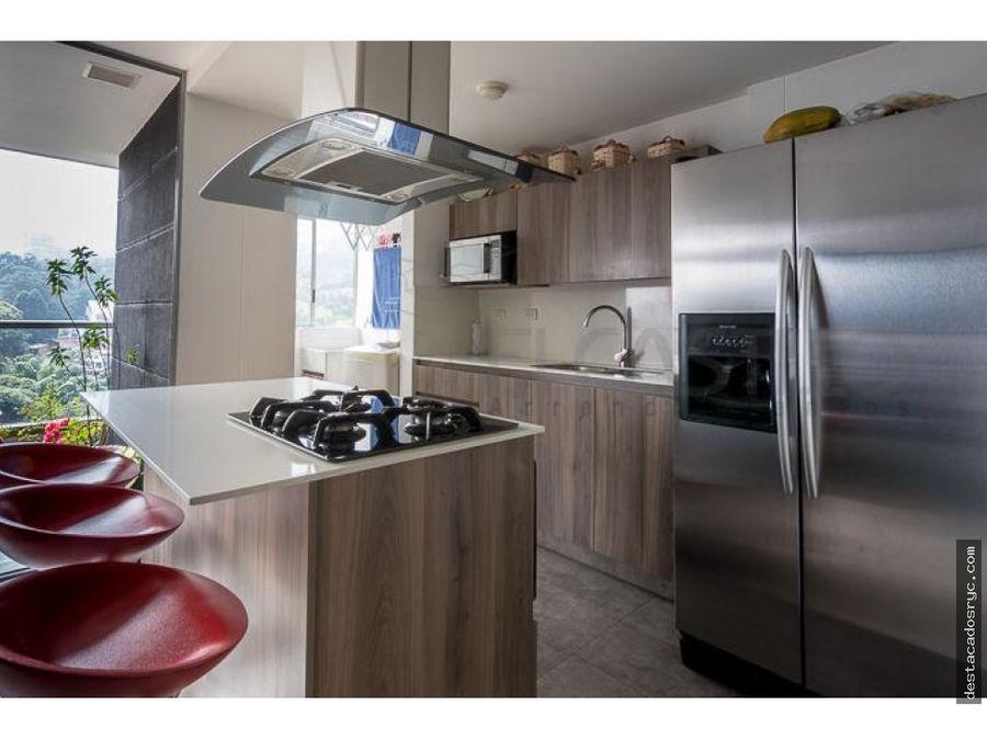 apartamento en venta en envigado sector transversal intermedia
