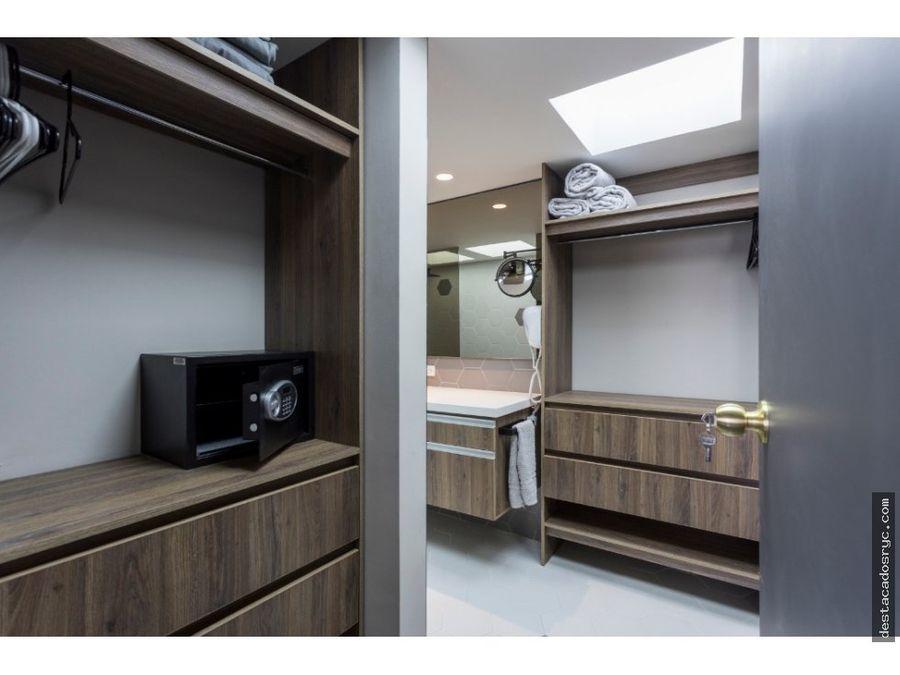 apartamento amoblado en venta en san diego poblado