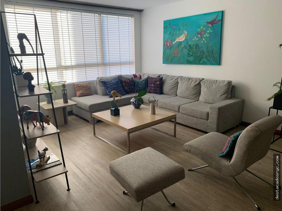 apartamento en venta en el campestre