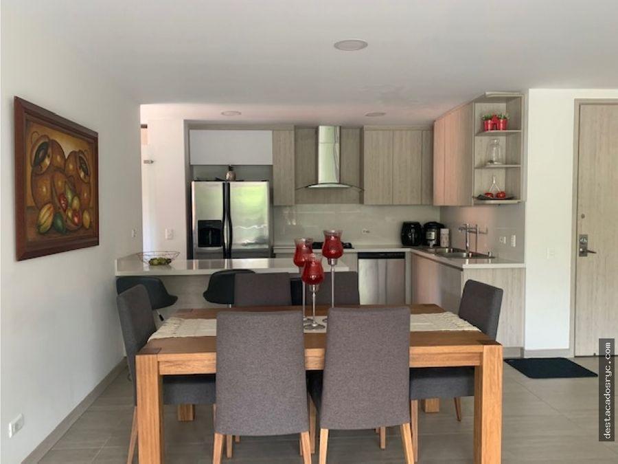 exclusivo apartamento en venta en envigado el escobero