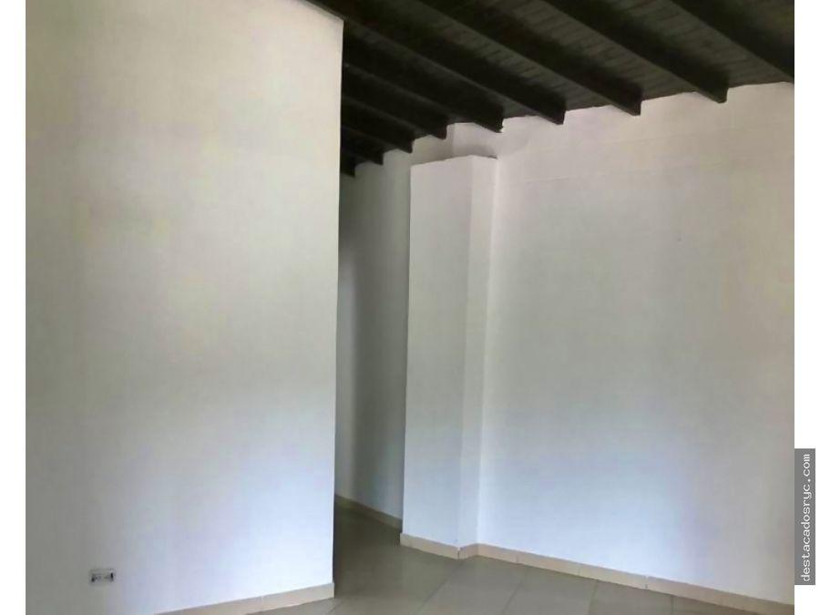 apartamento en venta en sabaneta sector asdesillas