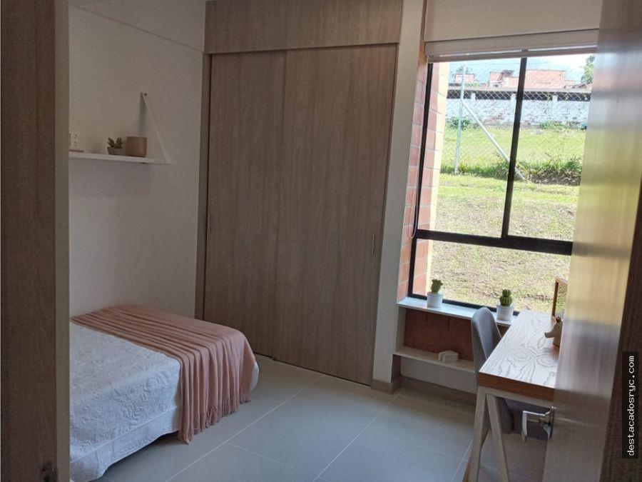 apartamento en construccion en la estrella la aldea
