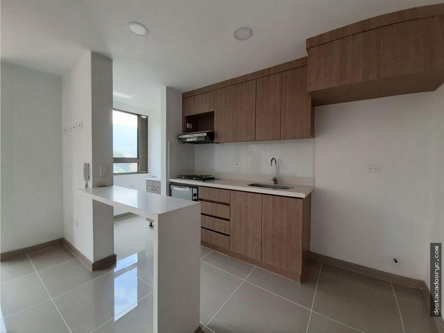 apartamento en venta en sabaneta sector alcazares