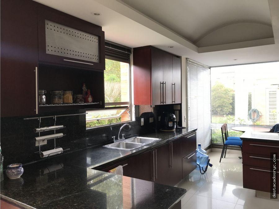 casa en venta en bogota sector usaquen