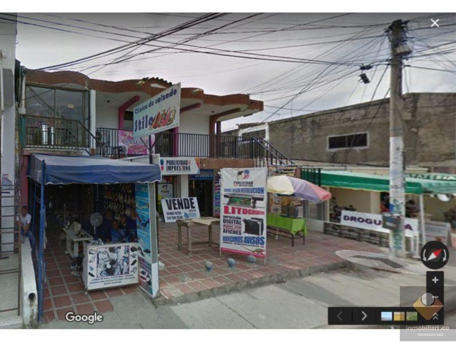 venta casa lote cartagena av pedro de heredia
