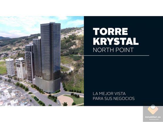 venta local bogota north point torre krystal