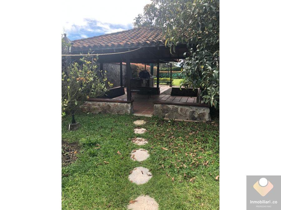 venta casa rionegro sector gualanday