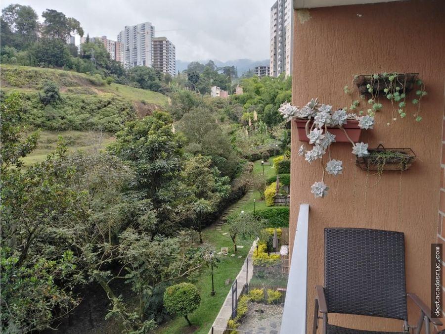 hermoso apartamento en venta en envigado camino verde