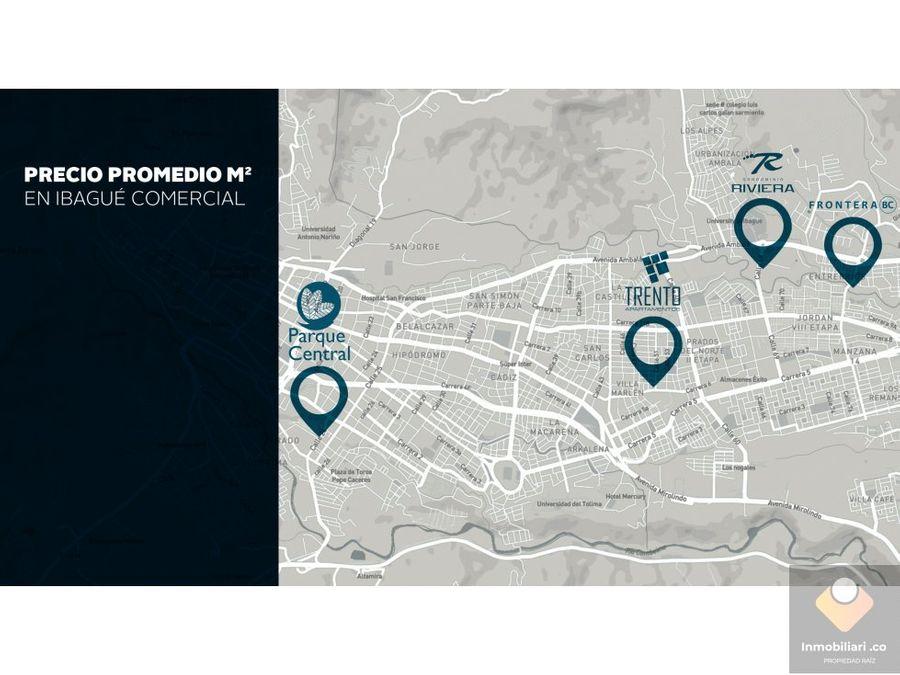 venta oficinas ibague frontera business center pisos 8 y 9