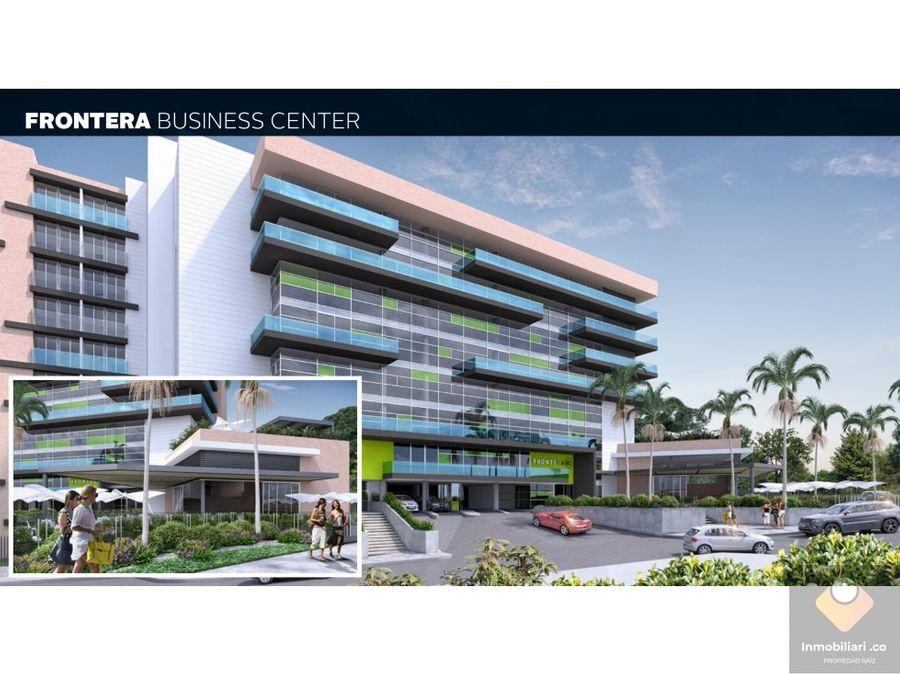 venta oficinas ibague frontera business center piso 4