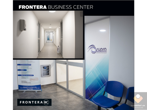 venta oficinas ibague frontera business center pisos 8 y 9