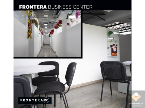 venta oficinas ibague frontera business center pisos 6 y 7