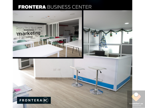 venta oficinas ibague frontera business center piso 4