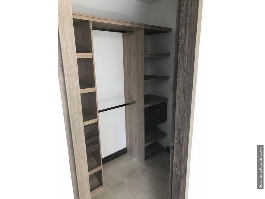 apartamento nuevo para estrenar en venta en el poblado