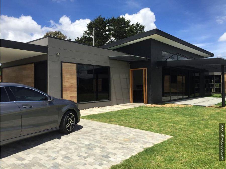 casa en venta en envigado alto palmas