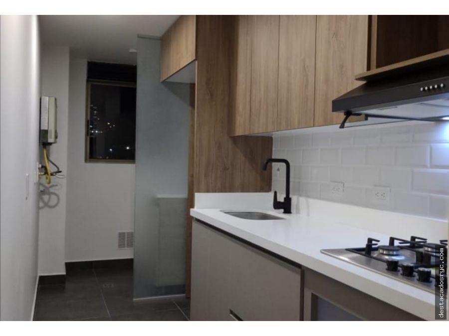 apartamento en venta en medellin sector loma de los bernal