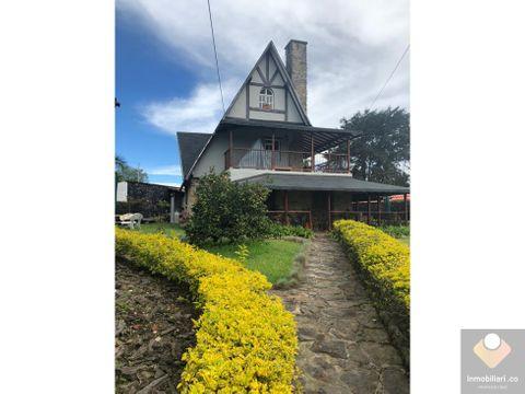 venta casa en rionegro sector gualanday
