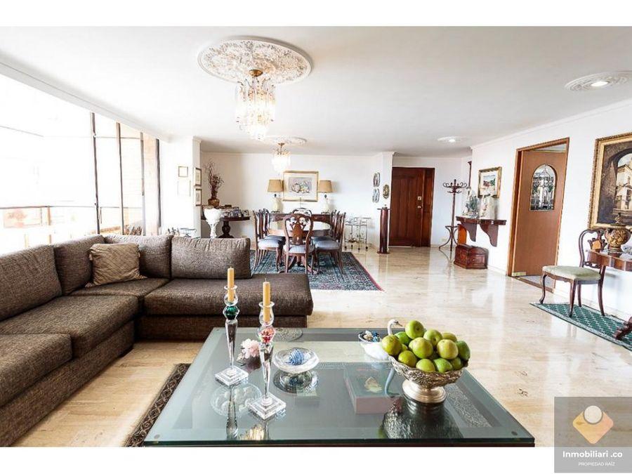 venta apartamento medellin el poblado alejandria