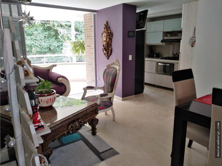 apartamento en venta en la castellana medellin