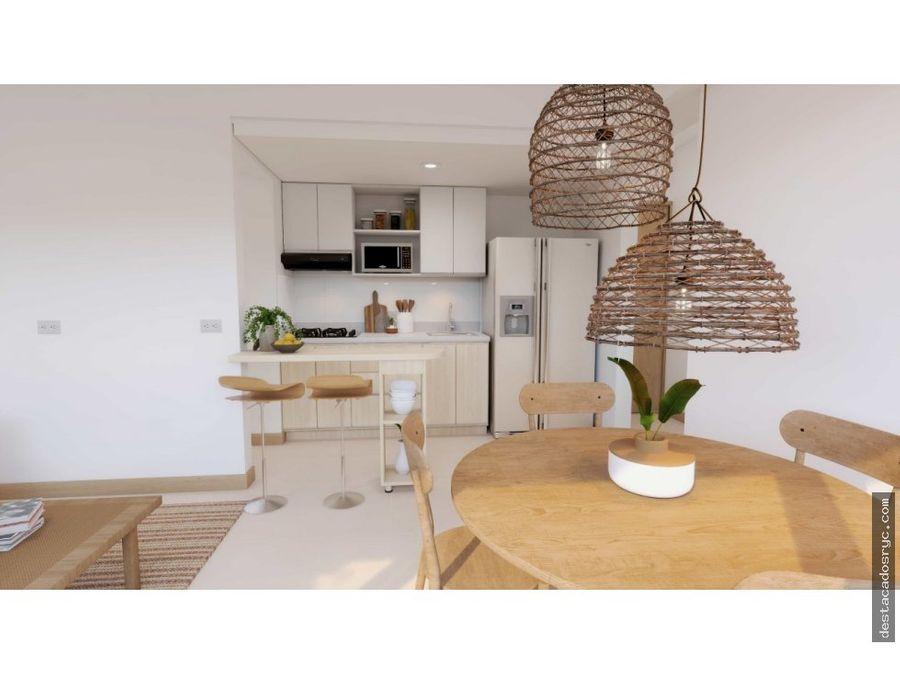 apartamento en venta en rionegro sector barro blanco