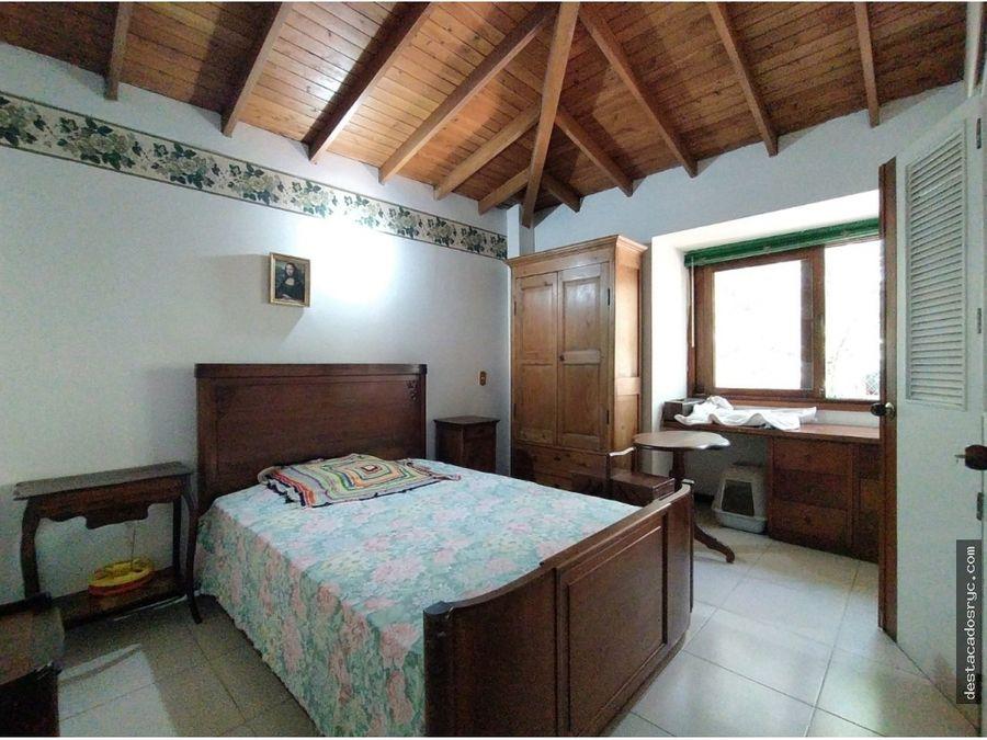 casa en venta en el poblado loma de los parra