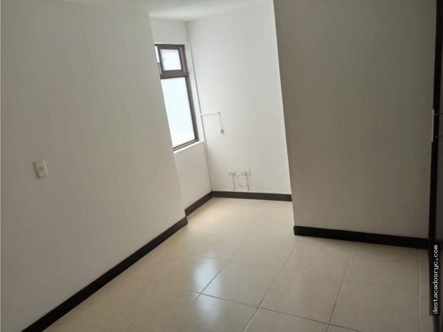 apartamento en edificio en venta en envigado la paz